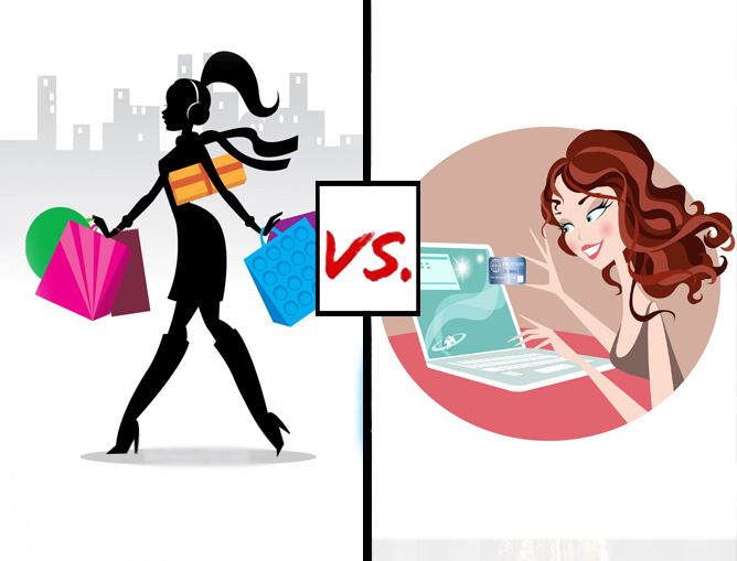 Online shopping versus in store shopping essay